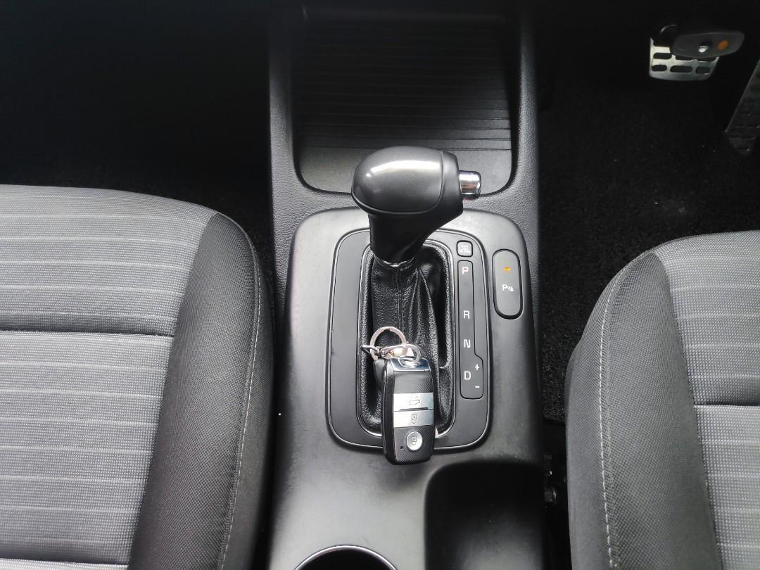 Kia Cerato 1.6 Auto Full Service Record Mileage 49K Only!!!