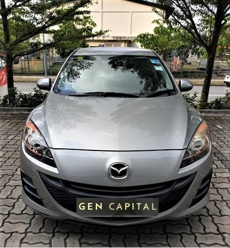 Mazda 3 1.6A @ Many other models available, comfortable rates!