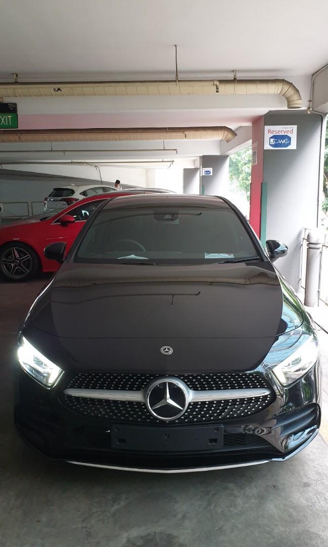 Mercedes-Benz A200 AMG Premium Plus