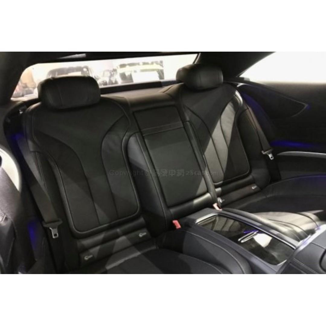 MERCEDES-BENZ S500 2015