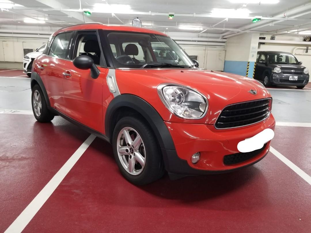MINI MINI COOPER COUNTRYMAN 2012