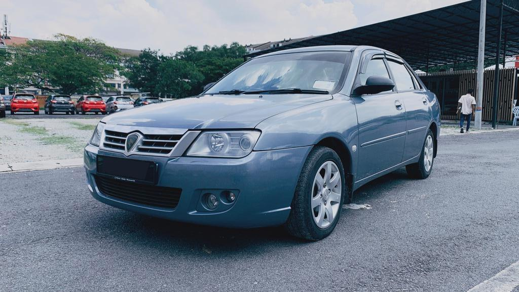 Original 30k Mileage Car King 1 Owner 2007 Proton Waja Original 30k Mileage Tip top