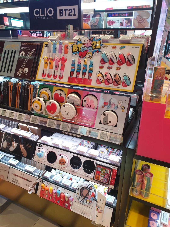 [PREORDER] VT Cosmetics x BT21 Shopping Service (11/12)