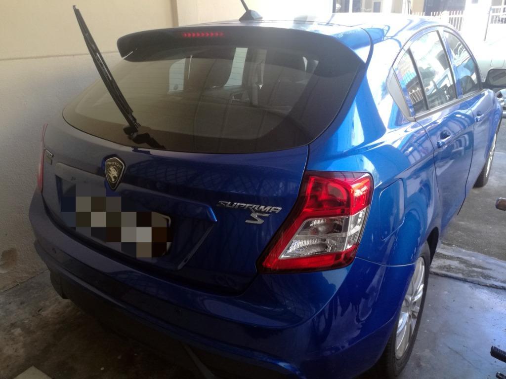 Proton Suprima S Turbo 1.6L Sambung Bayar [Continue Loan]