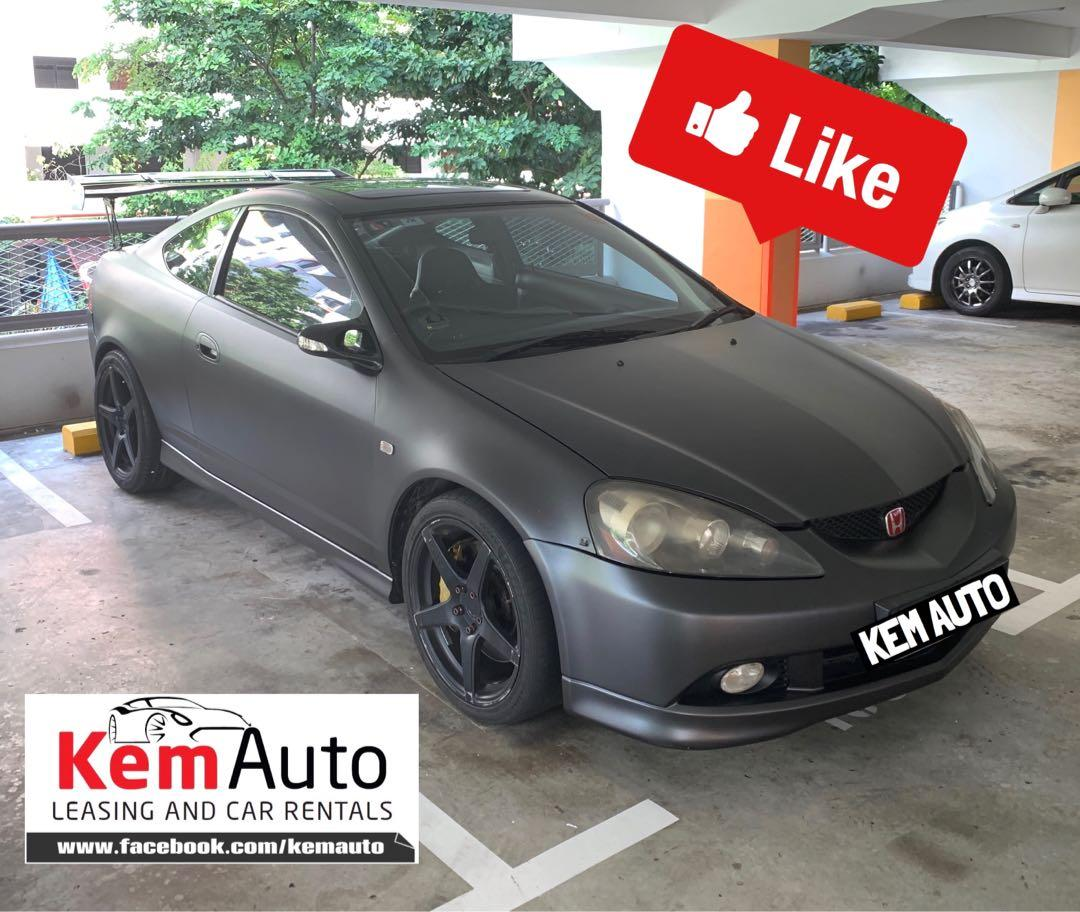 Sporty mod car weekday rental Avail now
