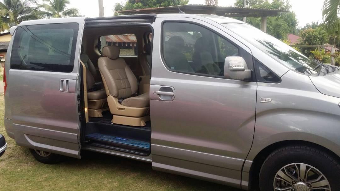 Starex Hyundai Royale 2.5 (A) MPV Kereta Sewa Selangor KL