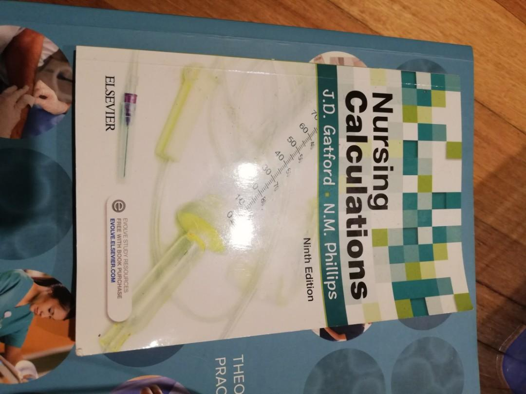 Studying Nursing? Want my virtually untouched books?