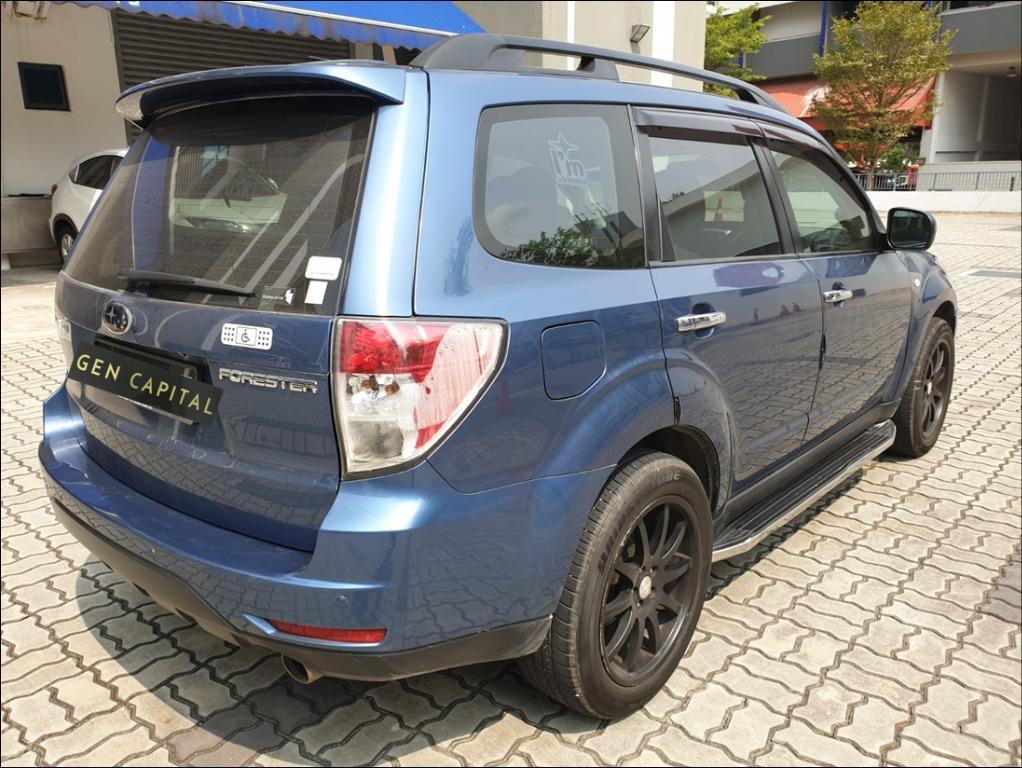 Subaru Forester 2.0A @ Many other models available, comfortable rates!
