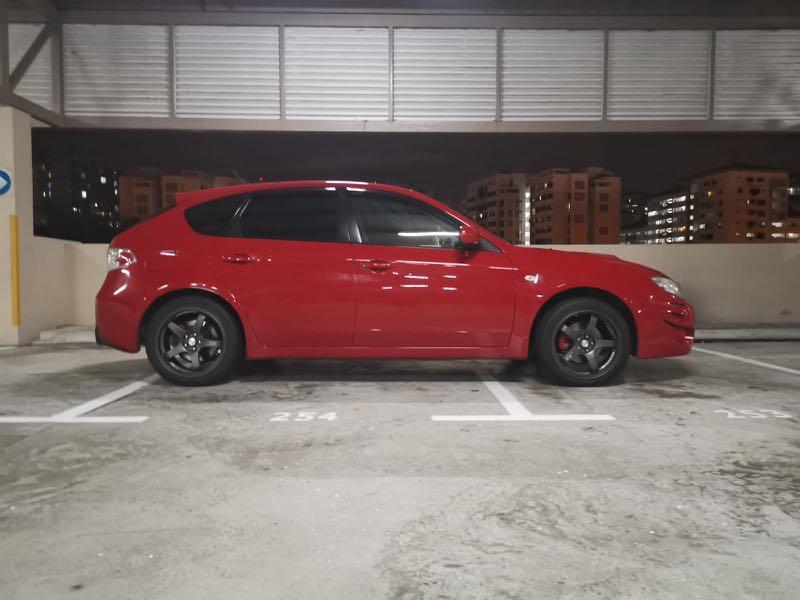 Subaru Impreza 1.5 R 5-Dr (A)