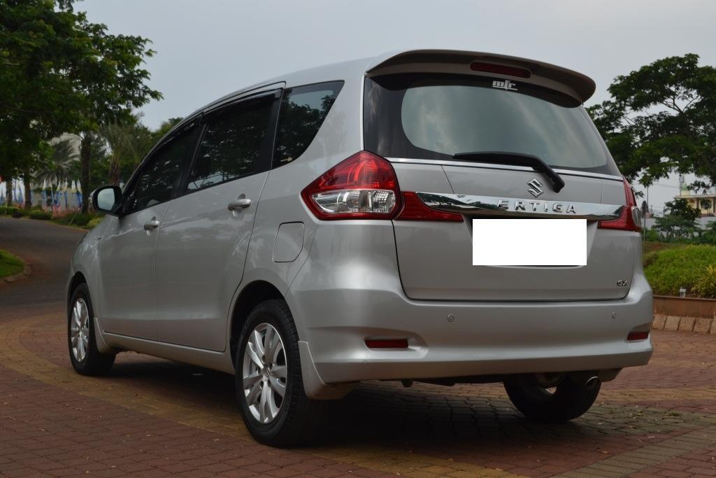 Suzuki Ertiga GX Manual 2016 Facelift Like New Tdp 5 Jt