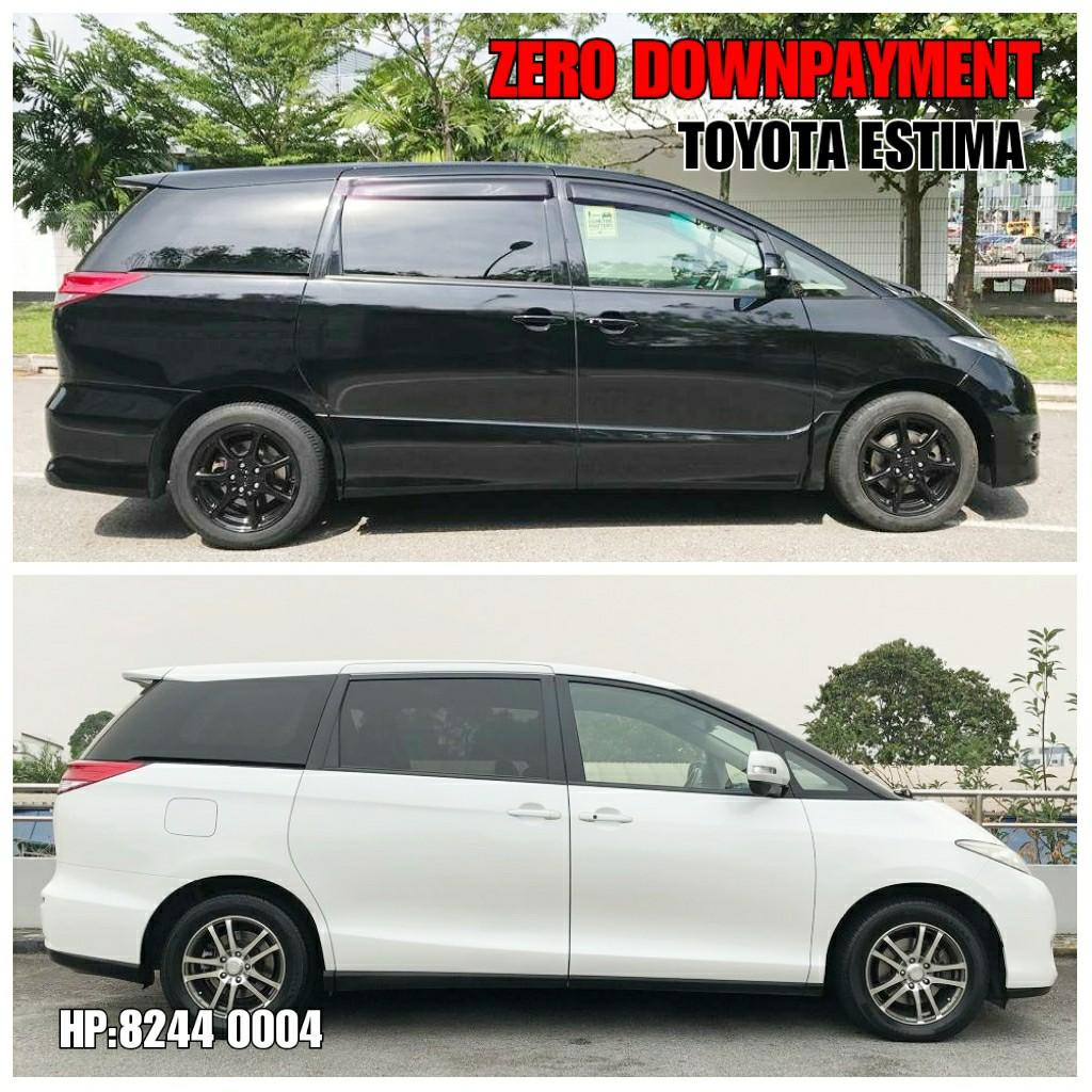 Toyota Estima 2.4 Aeras Premium Moonroof (A)