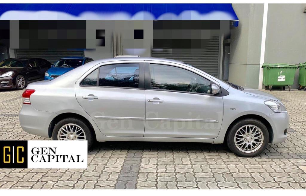 Toyota Vios 1.5A @ Many other models available, comfortable rates!