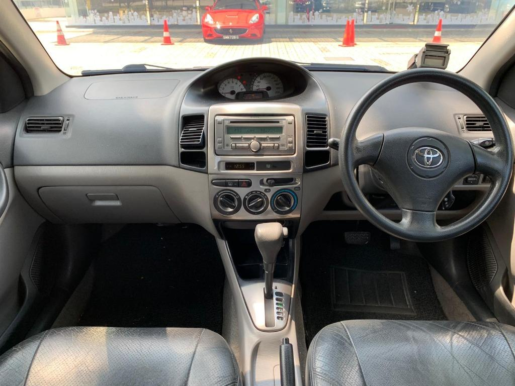 Toyota Vios Lowest rental rates, hassle free & fast approval