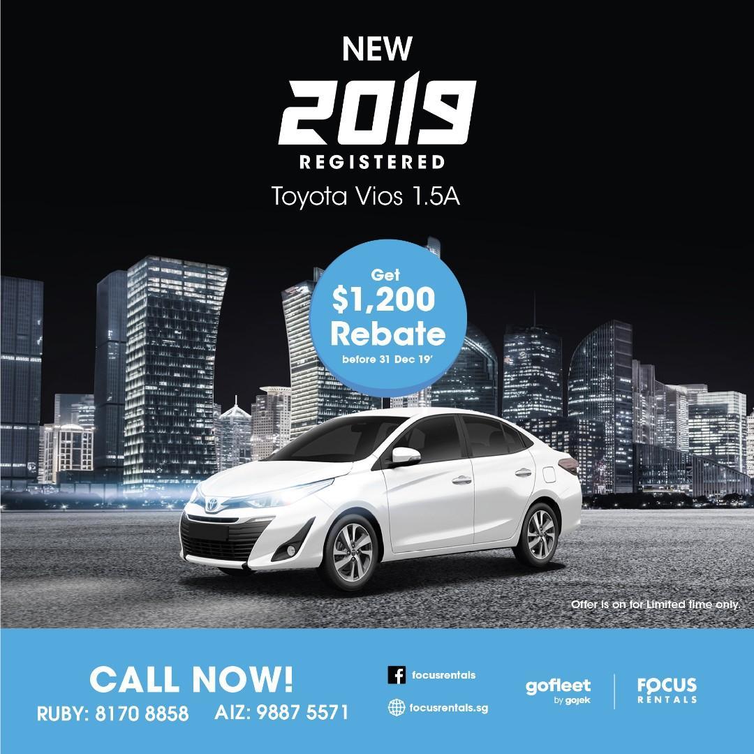 Toyota Vios (New)