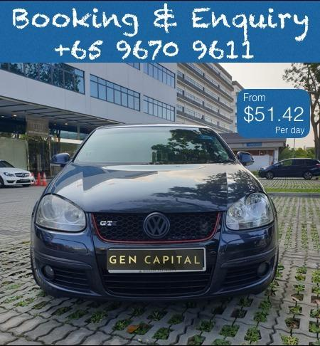 Volkswagen Jetta 1.4A TSI @ Most affordable rates! Just $500 to drive off!