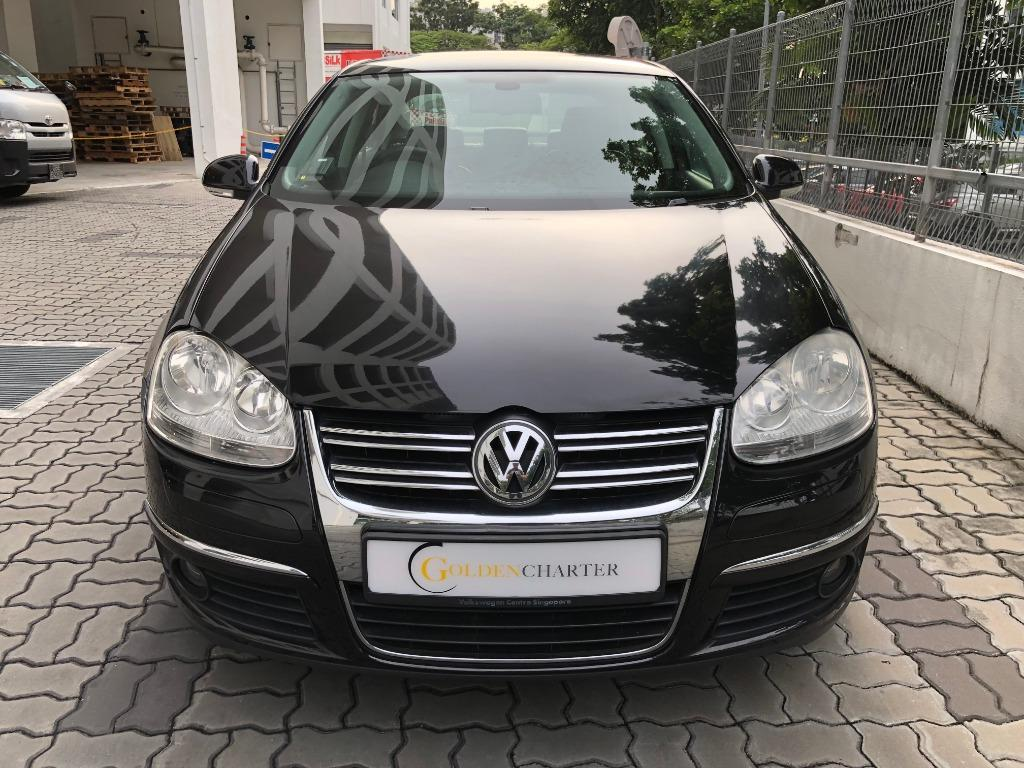 Volkswagen Jetta For Rent ! Gojek , Grab , Personal use !