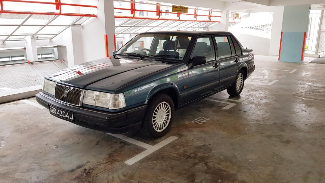 Volvo 940 GL COE till 04/2024 Auto