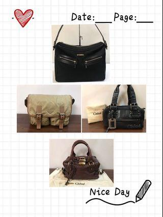 二手正品結束營業特賣Lv Prada Gucci Bv Chanel Chloe 歡迎進入賣場選購