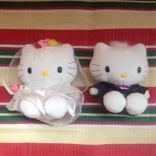 Sanrio Hello Kitty /& Dear Daniel Plush Doll Stuffed Toy Set Wedding