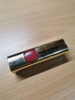 L'OREAL vintage red