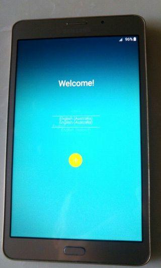 SAMSUNG GALAXY Tab J 7.0 4G LTE 需修理品 Issue tab