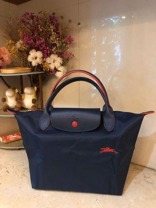 Longchamp 70年限定折疊手提包