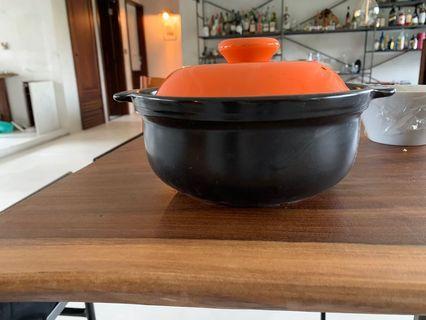 全新小陶鍋