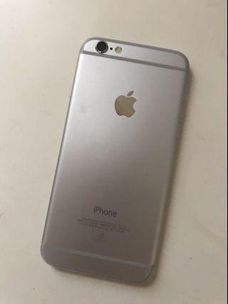 iPhone6 64G. 銀白色