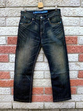 Levis 523 二手牛仔褲- 正品 陳冠希著-(LEVIS FS523-0004)-W32
