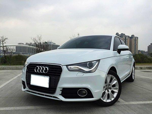 2012年 Audi A1 一手女用車【買車送紅包】專門辦理車換車 超貸找錢專案