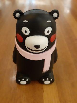 熊本熊 酷ma 行動電源 公仔造型