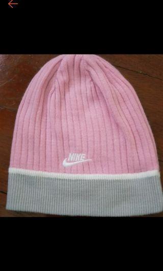 Nike毛帽