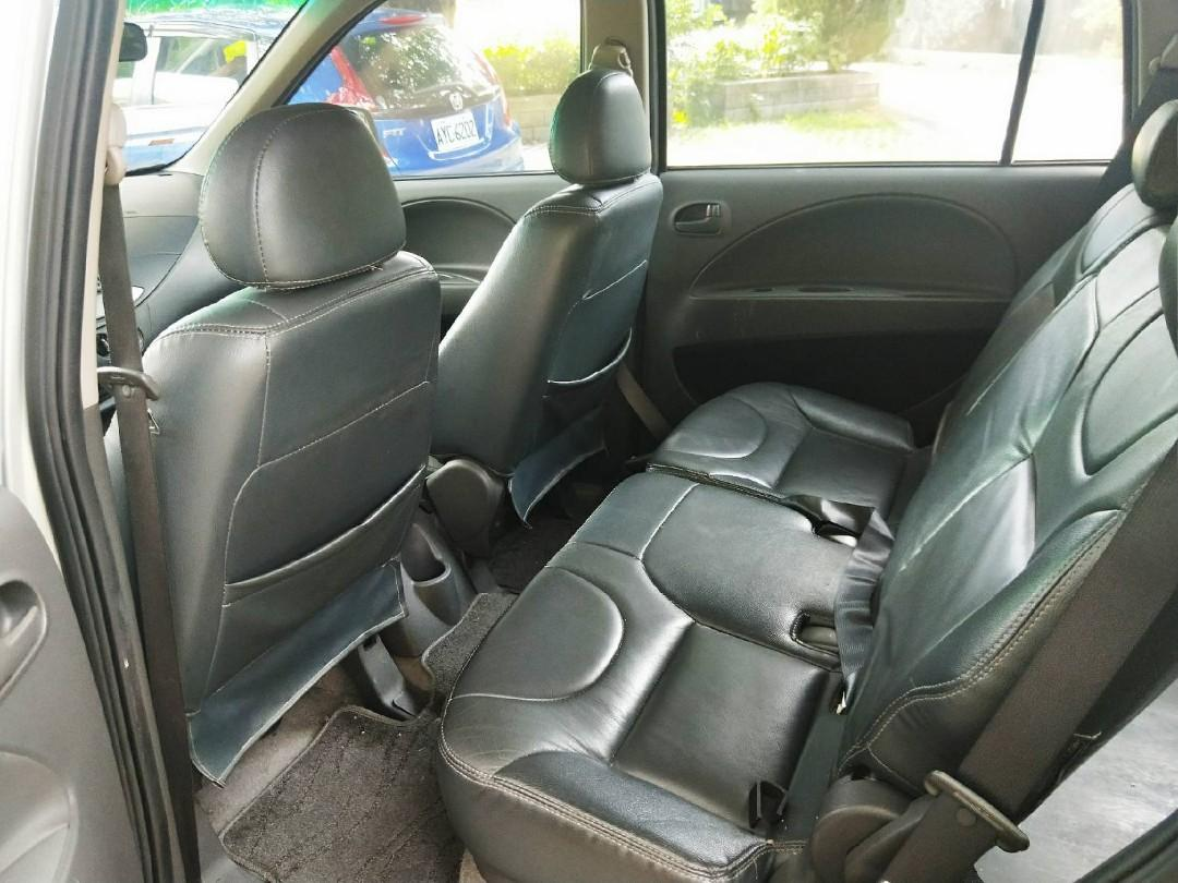 自售 10年zinger2.4商用車