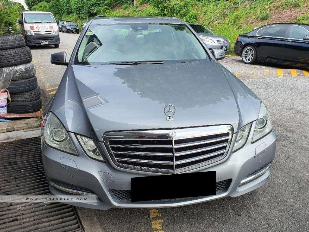 Cheapest Long Term Rental - Mercedes Benz E-Class E250