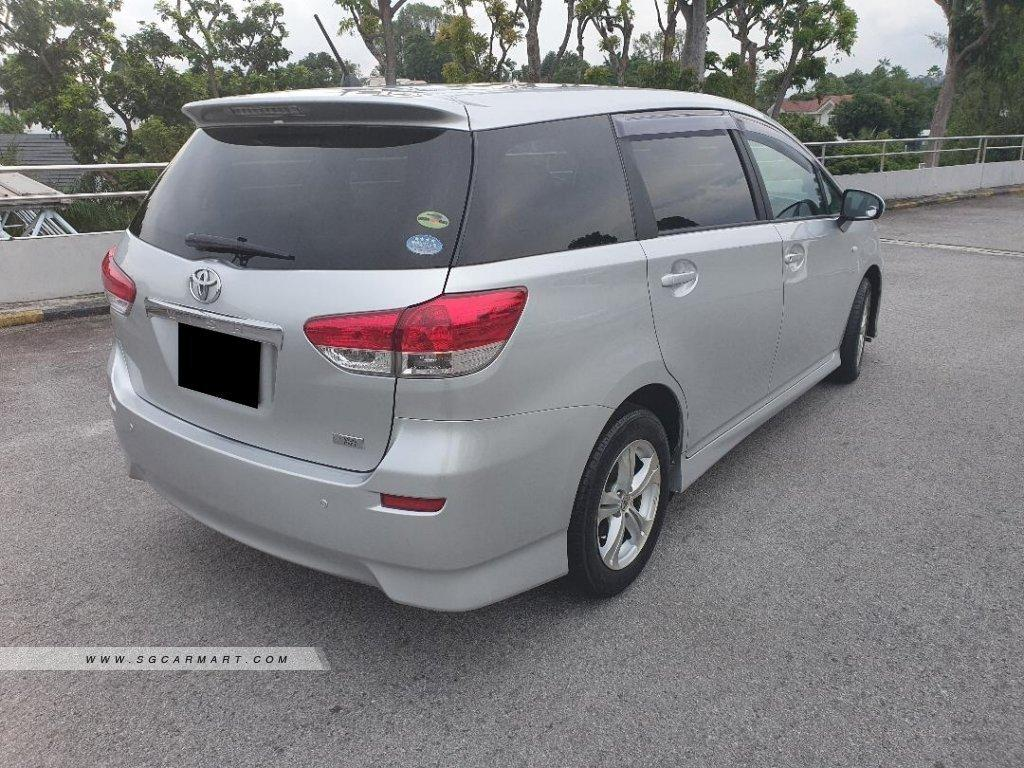 Cheapest Long Term Rental - Toyota Wish 1.8A