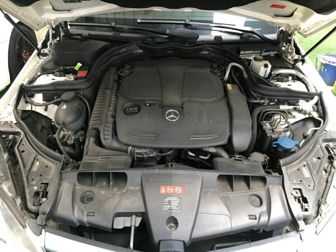 賓士E350C