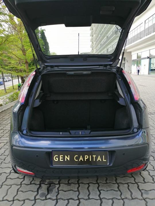 Fiat Punto Evo Lowest rental rates, fuel efficient & spacious
