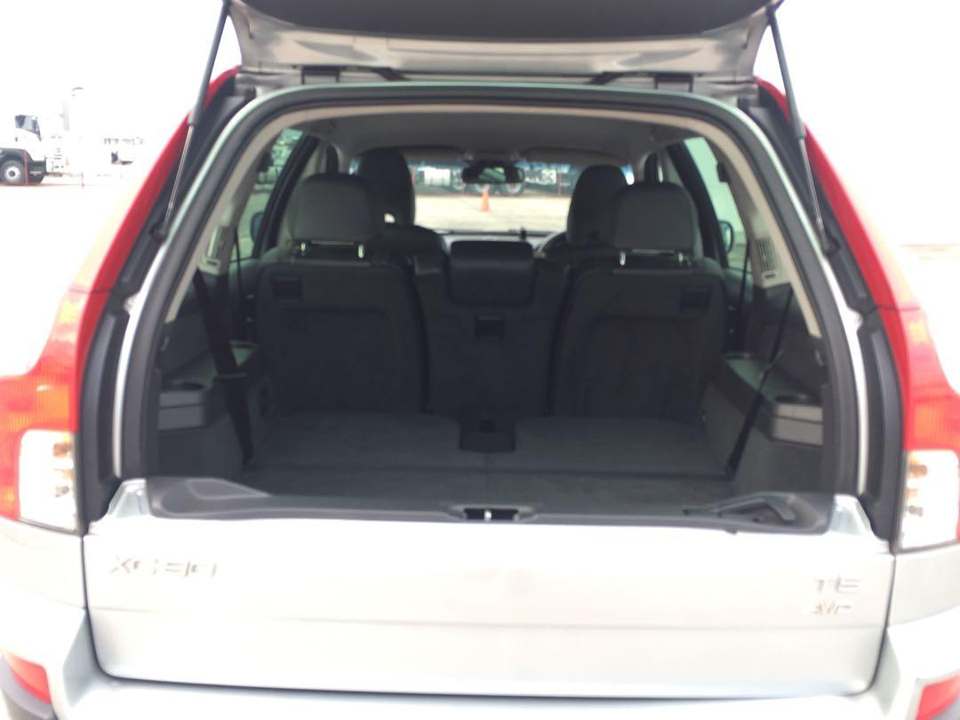 For Rental: Volvo XC90 T5