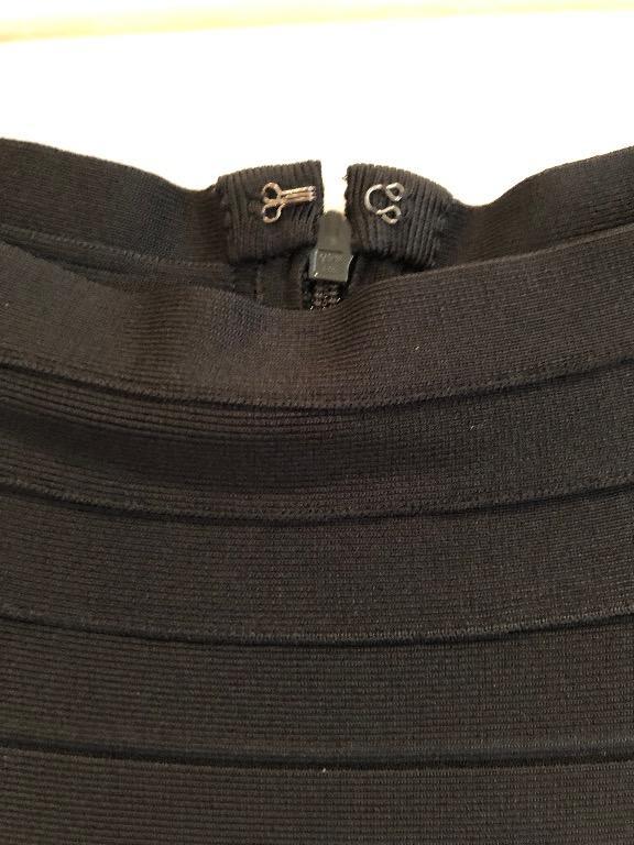 Hervé Léger Little Black dress - Size M (Worn once - excellent condition)