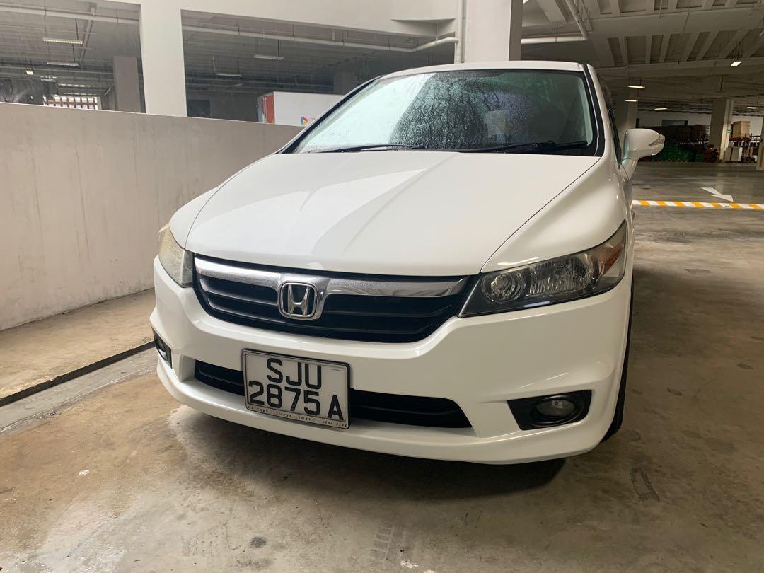 Honda Stream 1.8 X JDM (A)