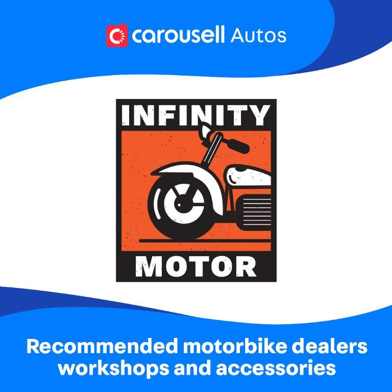 Infinity Motor - Recommended Motorbike Dealers, workshops and accessories