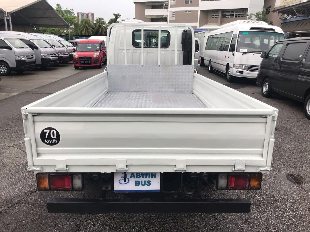 Isuzu NHR85