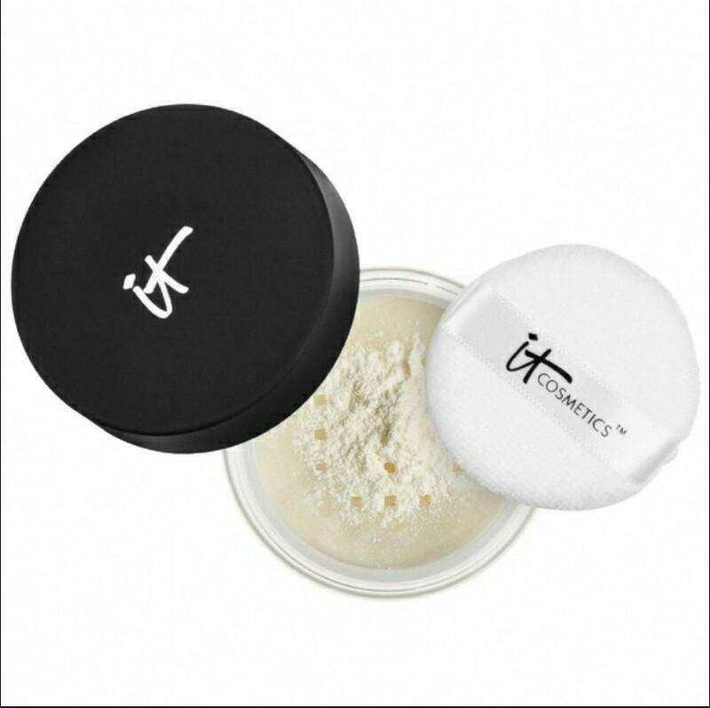 It Bye Bye Pores Poreless Finish Airbrush Powder #Translucent