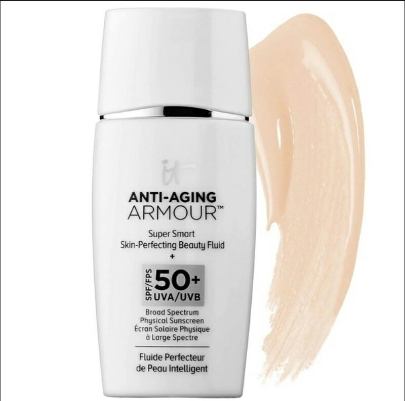 It Cosmetics Anti-Aging Armour SPF 50+ Beauty Fluid 30ml