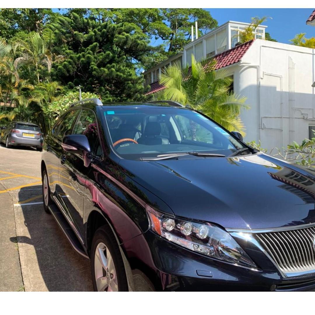 2011 Lexus RX450h (2334)