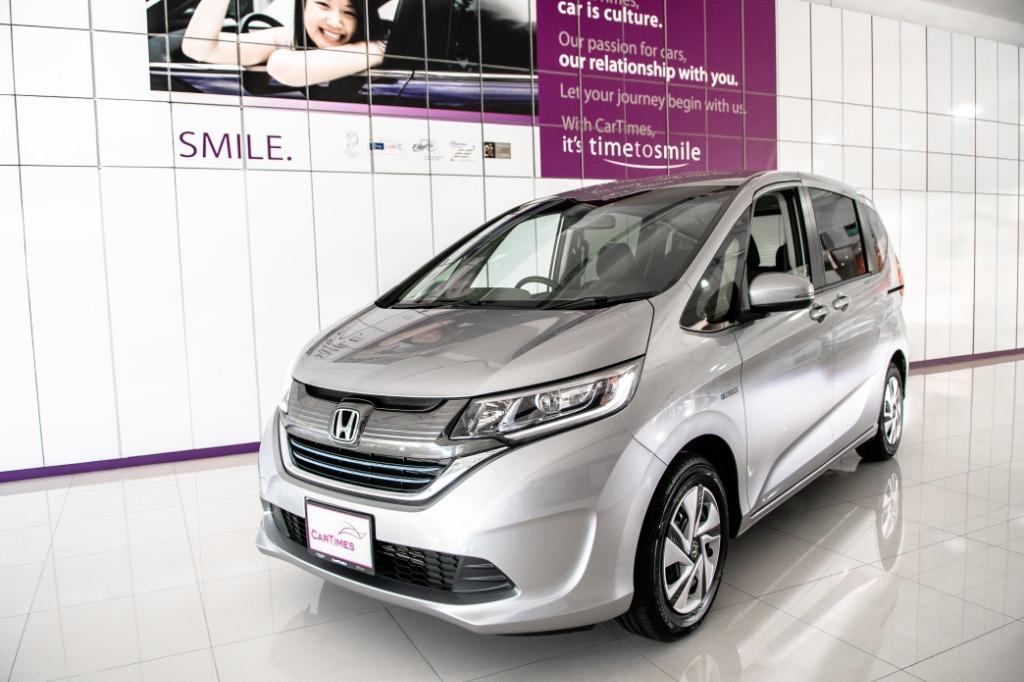 LTO - Honda Freed Hybrid