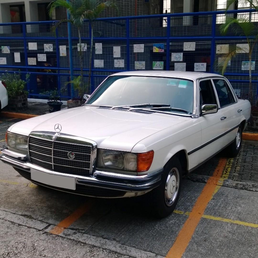 1976 Mercedes Benz 350SEL (2330)