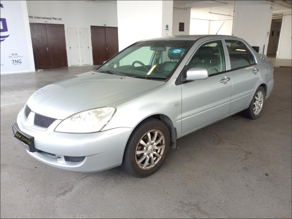 Mitsubishi Lancer GLX - Just down $500 and drive off! Whatsapp @87493898NOW!!!