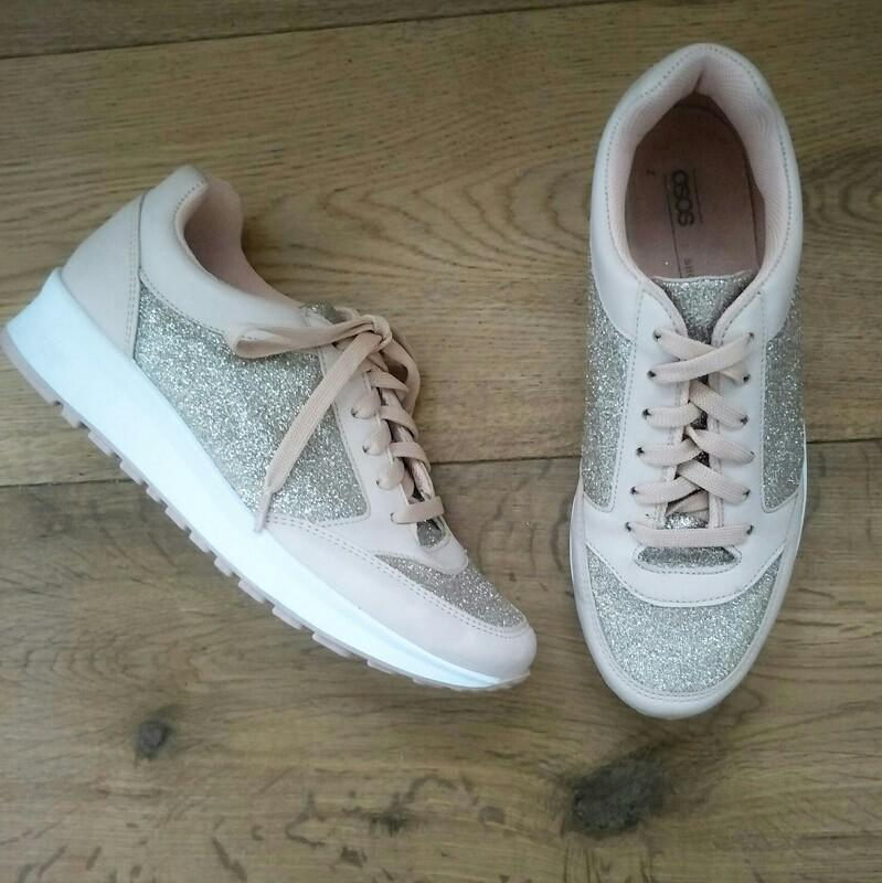 New Fashion Sneakers made in Italy by ASOS DESIGN EU 36 RRP $80