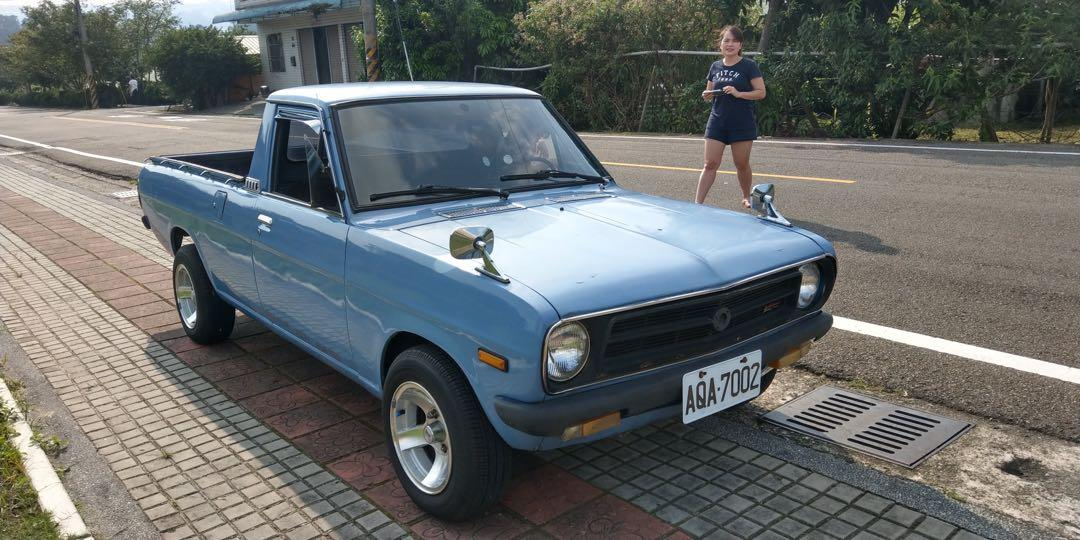 Nissan 303T經典小貨卡